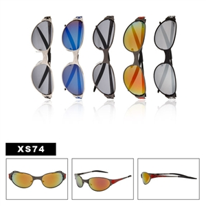 We have Cheap Xsportz sunglasses in a large variety of style to choose from.