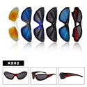 Padded Sport Sunglasses