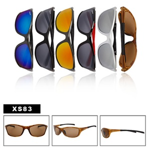 Mens sports sunglasses XS83