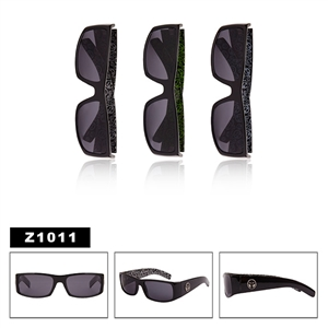 Wholesale Men's Zombie Eyes Sunglasses