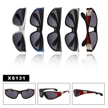 Wrap Around Sports Sunglasses