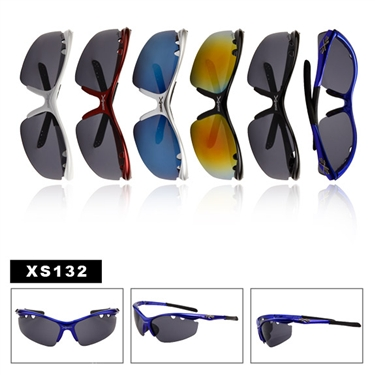 Wholesale Wrap Around Sports Sunglasses