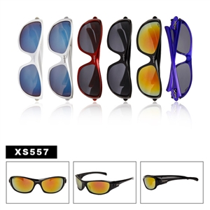 Wholesale Plastic Sport Sunglasses