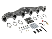 12V T3 BladeRunner Ported Ductile Iron 1-Piece Exhaust Manifold
