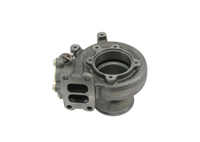 "3rd Gen Cummins T3 Divided Inlet Wastegated 4.4"" HE341 HE351 Outlet for S300"