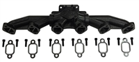 Diesel Power Source 3 Piece Exhaust Manifold 12V T3