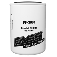 Fass Fuel Filter for Titanium System