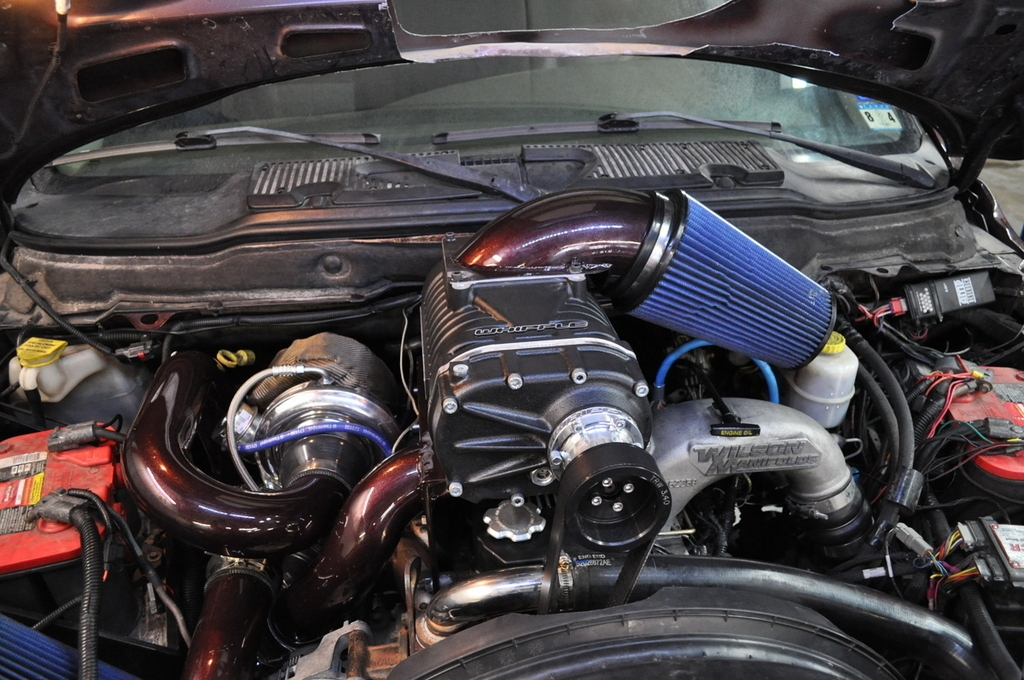 Crazy Carls Turbos >> Crazy Carls Whipple Supercharger Kit