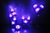 Amethyst Purple Jewel LiteCubes 3 Mode Light Up Ice Cubes