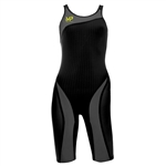 MP X-Presso Womens Black/Silver