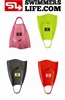 DMC ELITE Swim Training Short Fins | SwimmersLife Online Swim Shop
