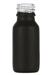 1/2oz. Black Boston Round Bottles, 378 per case
