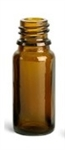 15ml Glass Amber Euro Round Bottle 468case