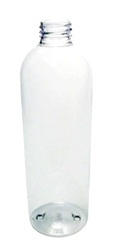 1oz Clear Bullet Bottles, 1,500 case