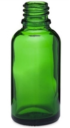 30ml. Green Glass Euro Bottles, 330 Case