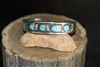 Vintage Navajo Cuff Bracelet Signed by KEE