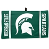 "Wincraft Michigan State University Spartans Waffle Towel 14""x24"""
