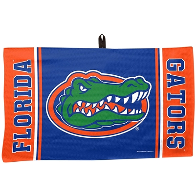 "Wincraft University of Florida Gators Waffle Towel 14""x24"""