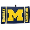 "Wincraft University of Michigan Wolverines Waffle Towel 14""x24"""