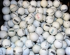 300 Assorted White Range Golf Balls - Grade 4A/3A Mix