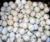 300 Assorted White Range Golf Balls - Grade 3A/2A Mix