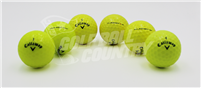 Callaway Assorted Yellow Models