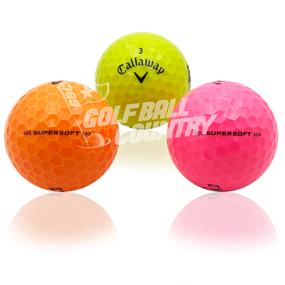 Callaway Supersoft Color Mix