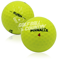 Pinnacle Rush Yellow