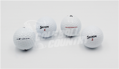 Srixon Assorted Model Mix