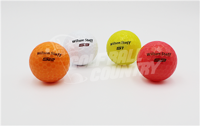 Wilson Staff Fifty Elite Mix