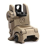 MBUS-Flat-Dark-Earth-FDE-Magpul-Backup-Sight-Rear-MAG248