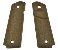 Magpul MOE 1911 Grip Panels - OD Green