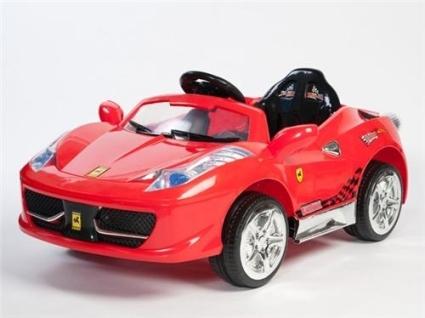 40cde0e64d6 Brand New Double Engine Ferrari Italia Style Power Wheel Racer