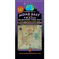 Moab East Map