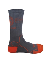 DeFeet Levitator - Grey/Org