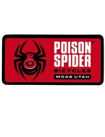Sticker - PSB Red Rectangle