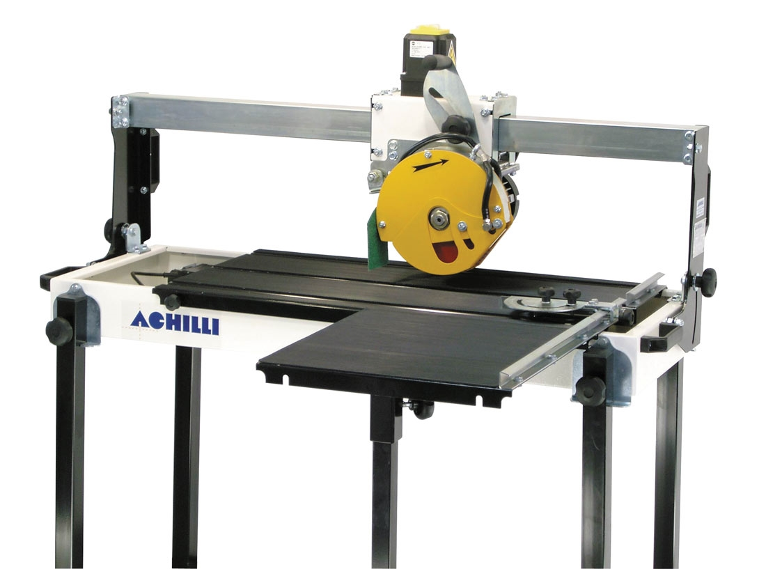 Achilli Ats 80 Stone And Tile Saw
