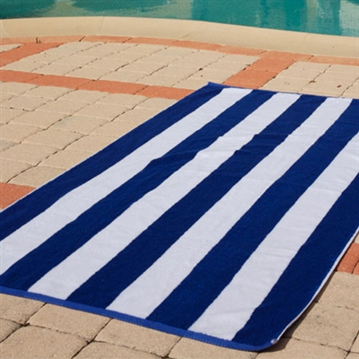 Ocean City | Rehoboth Rentals | Beach_Towel_Blue_Rental