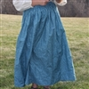 Girl Prairie Skirt Custom Made Choose Color and Size