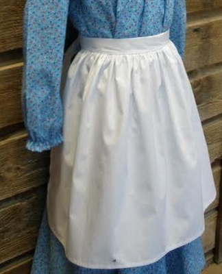 Girl or Ladies Prairie Waist Apron all sizes