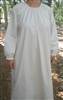Ladies & Plus Nightgown Custom Made White or Cream