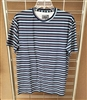 National Outfitters men's short sleeve stripe top.