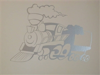 Thomas The Train Kids Decal