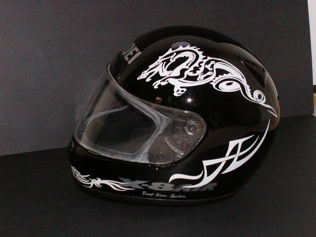 Helmet Decals - Motorcycle half helmet decalscustom motorcycle helmet decals and motorcycle helmet stickers
