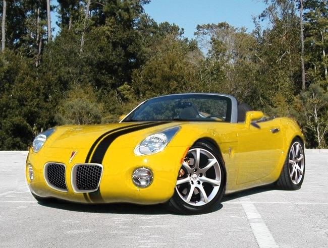 Saturn Sky Or Pontiac Solstice 8 Quot Offset Rally Stripes
