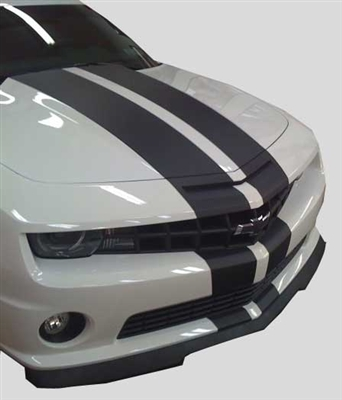 2010 Camaro Carbon Fiber 10 Quot Rally Stripes Decal