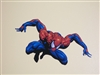 FULL COLOR Spiderman Peel and Stick Wall Decal