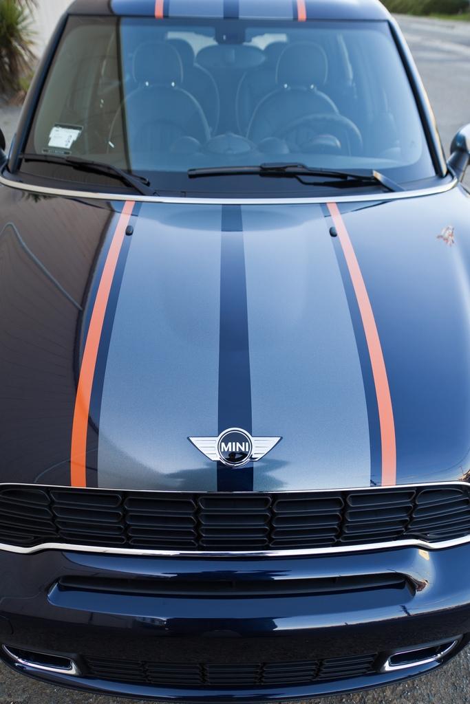 Mini Cooper 2 Color 10 Quot Wide Rally Stripes