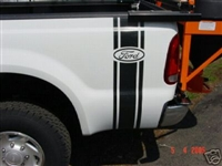 Ford Logo Bed Side Decal