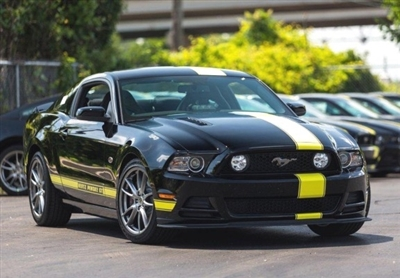 05 2014 Mustang 8 Quot Offset Rally Stripes Stripe Graphics